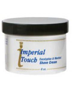 Eucalyptus & Menthol Shave Cream 4 oz.