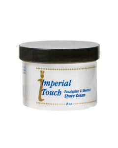 Eucalyptus & Menthol Shave Cream