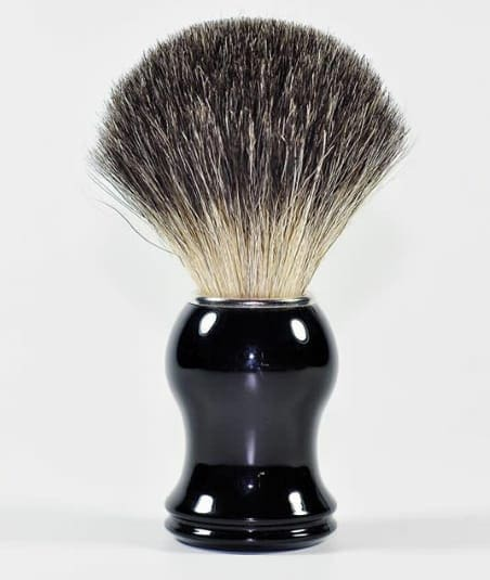 Black Badger Brush
