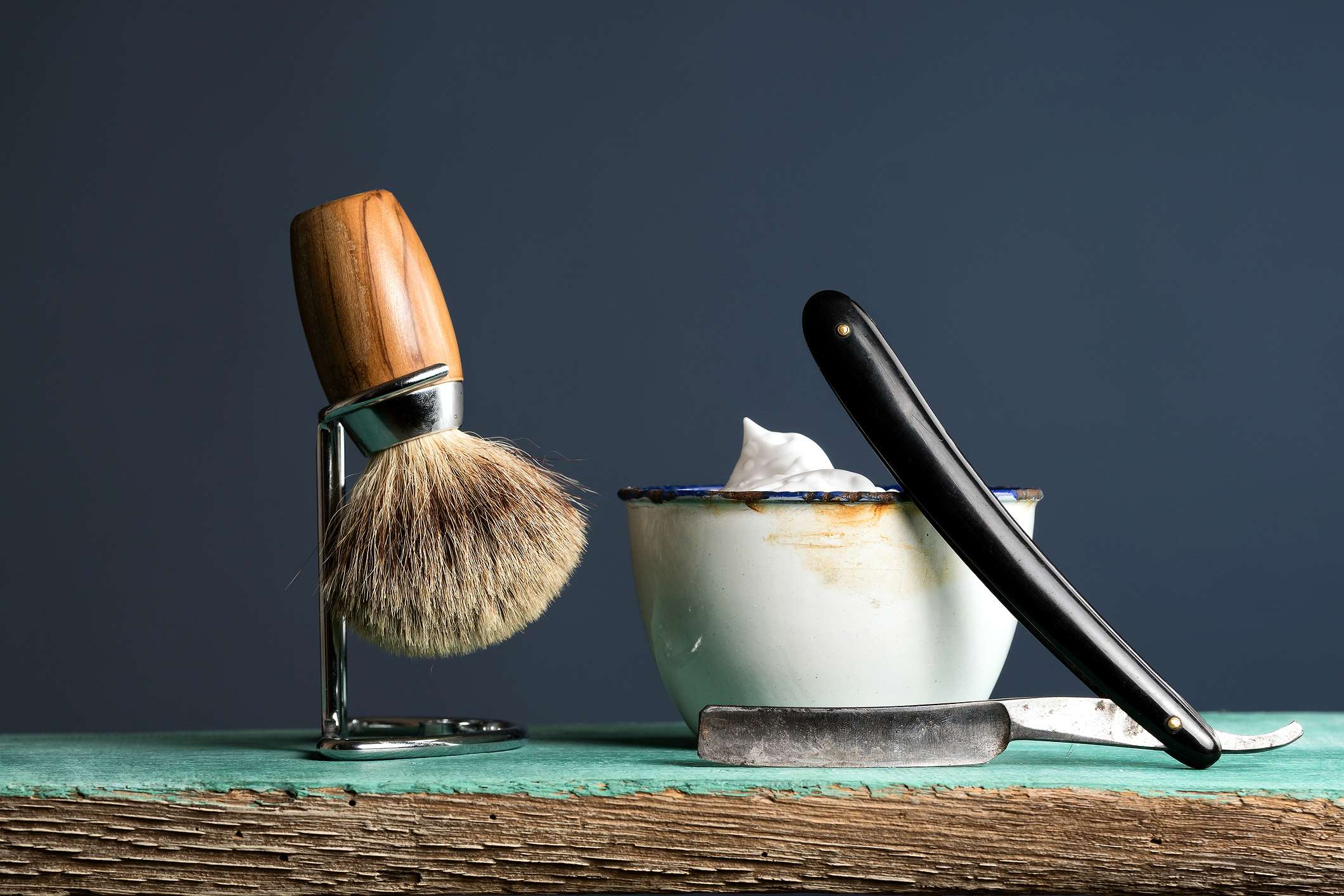 It's time to invest in a straight razor