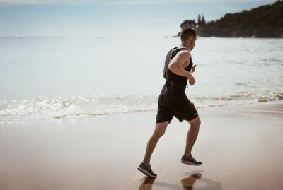 Improve aging, exercise more