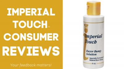 Reviews Imperial Touch Solution™