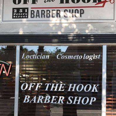 Off the Hook Barber Shop